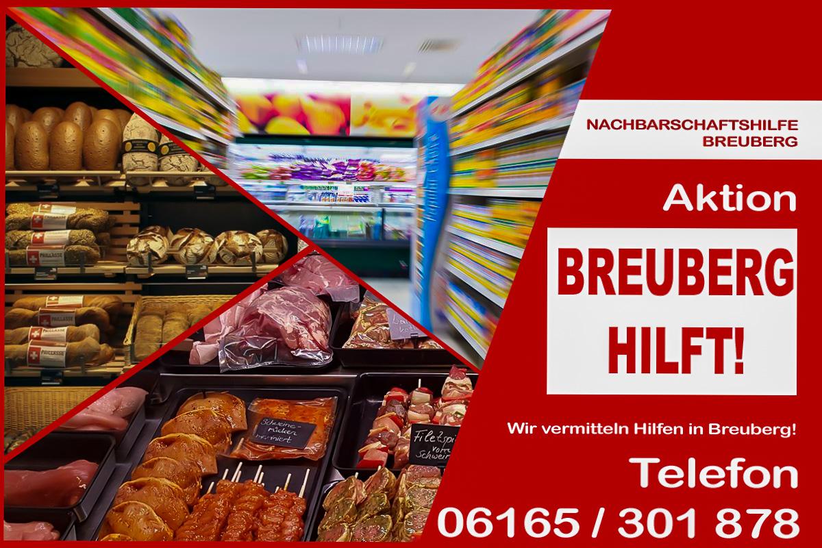 Beitragsbild BREUBERG HILFT