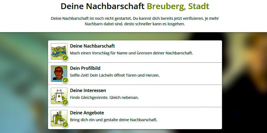 neue bundesweite Nachbarschaftshilfe - www.Nachbarn.de